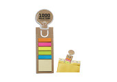 SEGNALIBRO IDEA CON RIGHELLO E POST IT - MO7804
