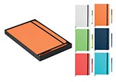 SET NOTEBOOK A5 CON PENNA TOUCH - MO9348